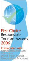 Responsible Travel Awards