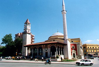 Mosque of Ethem Bey, Tiranë, Albania