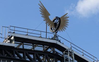 阿姆斯特丹中央翼铁路轮