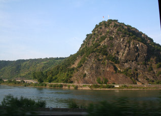 Loreley Rock, Rhine Valley