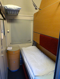 Standard sleeper, single-berth