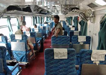 Train travel in Bangladesh | Dakha-Chittagong, Dhaka