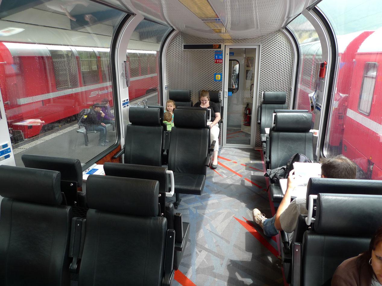 BERNINA EXPRESS from €29 90 | Switzerland's ultimate scenic train