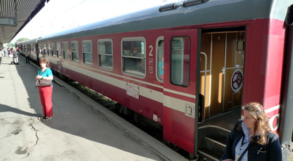 How To Travel By Train From London To Sofia Amp Bulgaria