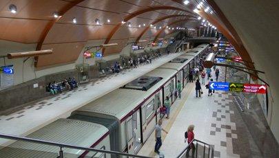 索非亚地铁