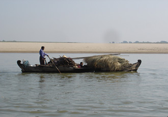 Irrawaddy river life...