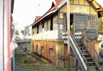 Train travel in Myanmar (Burma) | Train times, fares