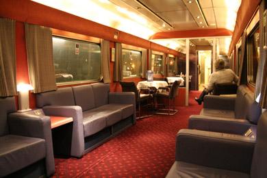 What Facilities Are On A Sleeper Train Moneysavingexpert