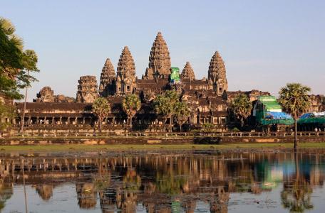 Angkor Wat Karte.Train Bus Travel In Cambodia Bangkok To Angkor Wat Phnom Penh