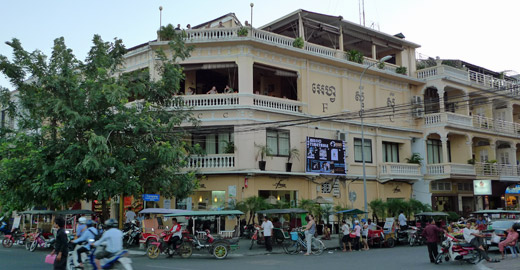 Foreign Correspondents Club (FCC) Phnom Penh