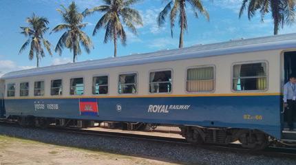Train Amp Bus Travel In Cambodia Bangkok To Angkor Wat