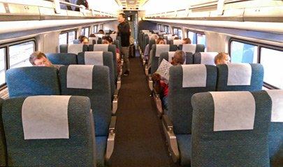Toronto - New York VIA Rail Schedule - RideSchedules
