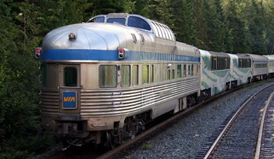 Train travel across Canada   Train schedules, routes & fares