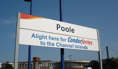 Take a train to Poole for the afternoon fast ferry to Jersey or Guernsey...