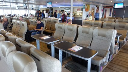 Ocean Plus class on the Condor Liberation