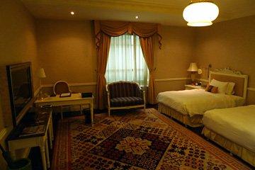Raffles Beijing Hotel Landmark Room.