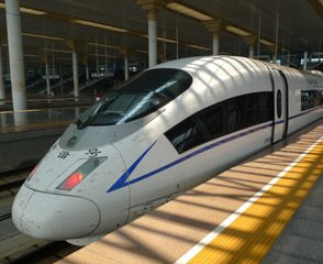 CRH380B high-speed train