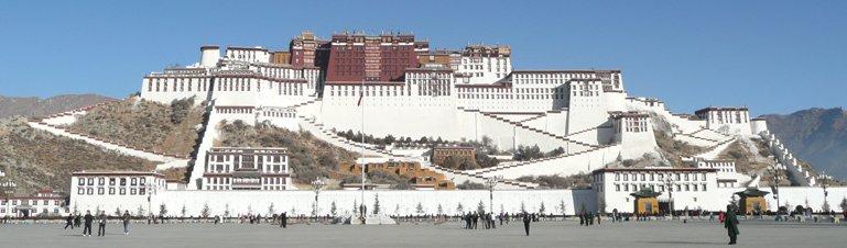 """Potala Palace, Lasa, Tibet"""" class=""""shadow"""" width=""""769"""" height=""""226"""