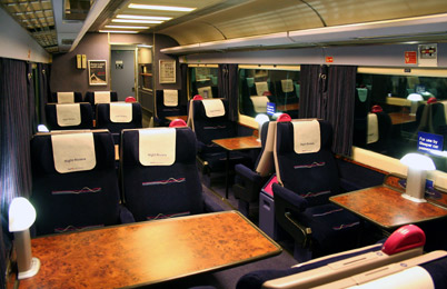 London Cornwall Sleeper Train Timetable Fares
