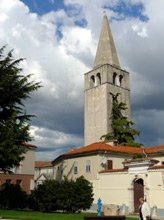 Church tower, Porec