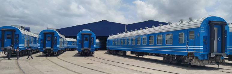 New trains for Cuba