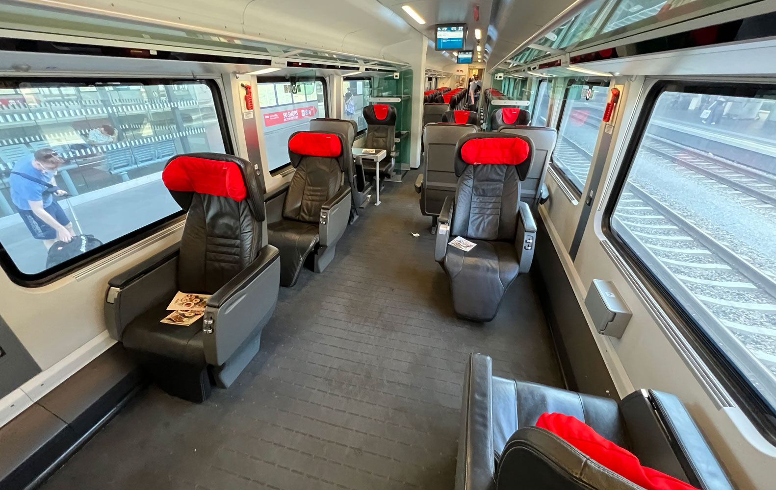 Prague To Vienna By Train From 14 163 13 17