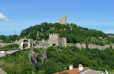Veliko Tarnovo's Royal Hill