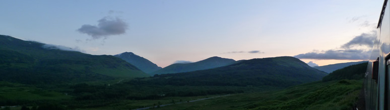 More scenery on the West Highland line