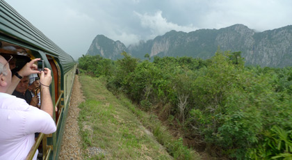 More scenery in Thailand