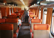 Air-conditioned 1st class