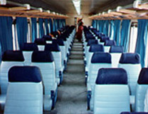 Air-conditioned 2nd class
