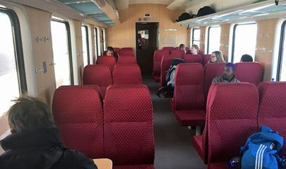 Train travel in Ethiopia & Djibouti - train times & fares