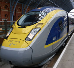 Taking your bike on Eurostar