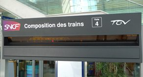 Composition des Trains