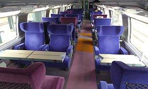 TGV复式一等座