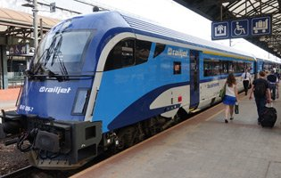 Buy train tickets from Prague to Krakow, Vienna, Budapest, Berlin, Dresden
