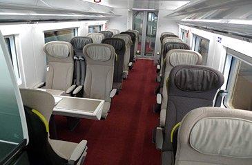 "Sièges de première classe Eurostar e320 ""width ="" 365 ""height ="" 240"
