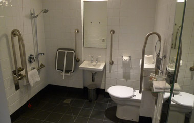 Great Northern Hotel en suite
