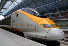 Cornwall to Paris or Brussels by sleeper & Eurostar...