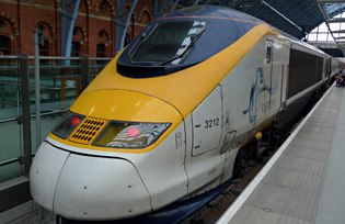 Direct Eurostar from London to Lyon, Avignon, Marseille