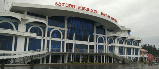 Batumi Central railway station