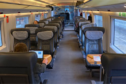 ICE3 first class