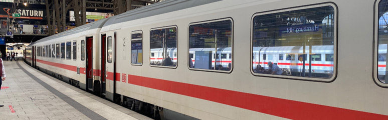 Trains From Hamburg Train Times Fares Online Tickets