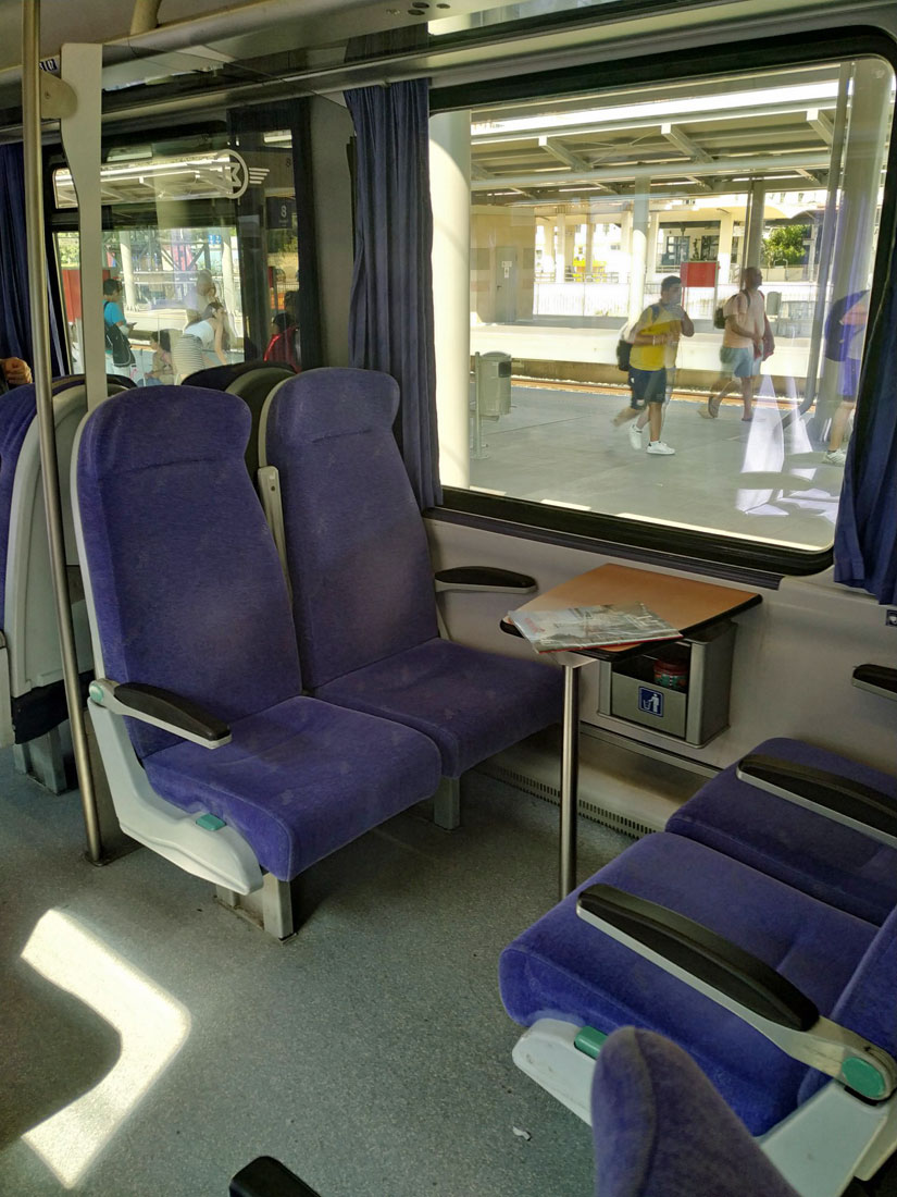 Trains & ferries from Athens | Train times, fares, online
