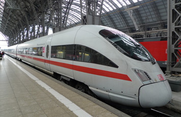 ICE-T train at Frankfurt