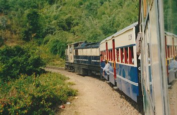The Toy Train to Simla