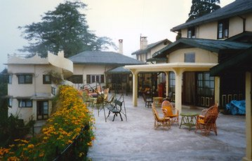 The Windamere Hotel, Darjeeling
