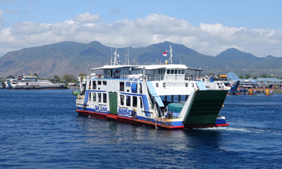 Another Ketapang-Gilimanuk ferry