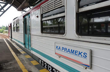Prameks train