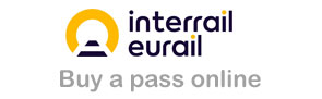 Buy an InterRail train pass online and see Europe by train